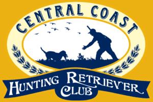 Central Coast Hunting Retriever Club logo